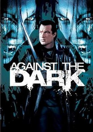 Against the Dark - Official movie poster