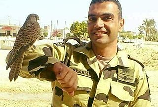 Ahmed Mansi Egyptian military personnel
