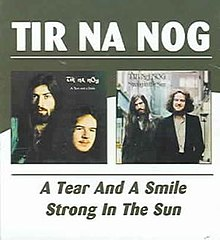 Album A Tear and a Smile Strong in the Sun cover.jpg