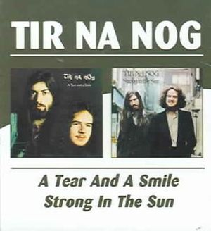 A Tear and a Smile / Strong in the Sun - Image: Album A Tear and a Smile Strong in the Sun cover