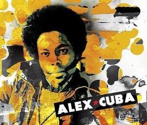 Alex Cuba (album) - Image: Alex cuba