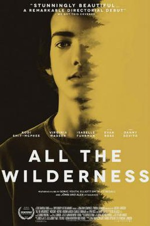 All the Wilderness - Theatrical release poster