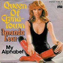 Amanda Lear - Queen of Chinatown (single).jpg
