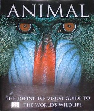 Animal (book) - The cover to the book.