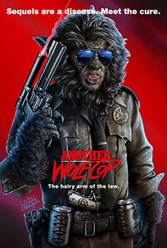 Another WolfCop - Theatrical release poster