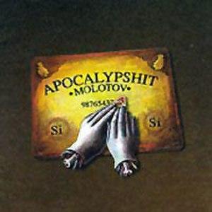 Apocalypshit - Image: Apocalypshit cover