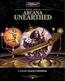 Unearthed Arcana - WikiVisually