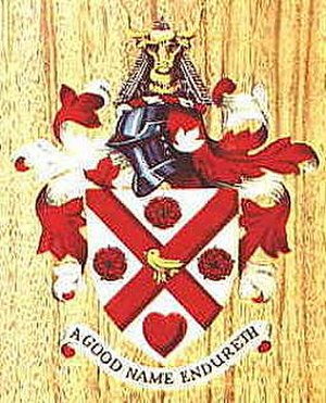 Hornchurch Urban District - Image: Arms hornchurch