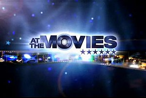 At the Movies (U.S. TV series) - On-screen graphic from At the Movies.