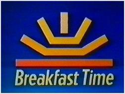 BBC Breakfast Time - 1st logo