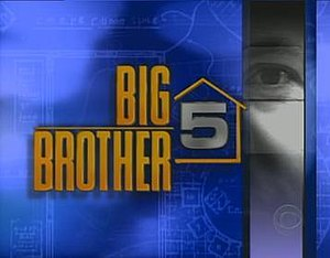 Big Brother 5 (U.S.) - Image: BBUS5Logo