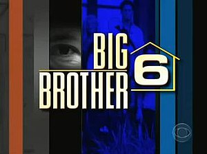 Big Brother 6 (U.S.) - Image: BBUS6Logo
