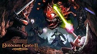 <i>Baldurs Gate II: Enhanced Edition</i> 2013 video game