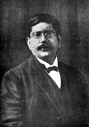 Chittaranjan Das - Image: Barrister Chittaranjan Das in 1909