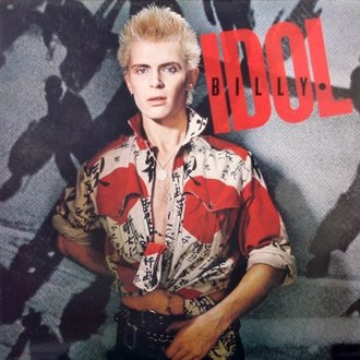 Billy Idol (album) - Image: Billy Idol 1982