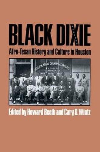 Black Dixie - Paperback edition