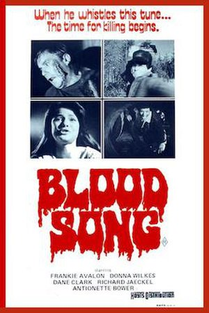 Blood Song - Image: Blood Song 1982
