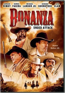<i>Bonanza: Under Attack</i> 1995 television film directed by Mark Tinker