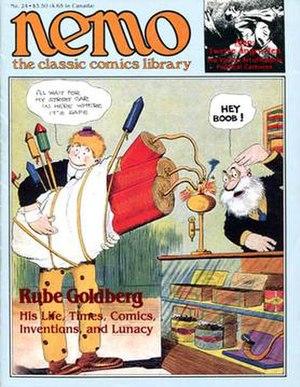 Nemo (magazine) - Image: Boobnemo