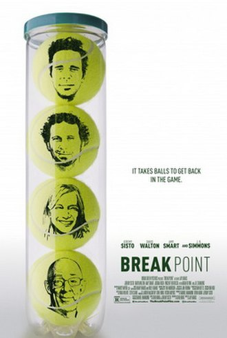 Break Point (film) - Promotional movie poster
