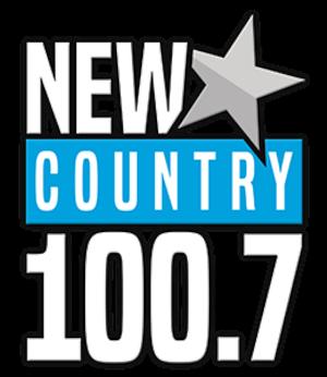 CIGV-FM - Image: CIGV New Country 100.7 logo