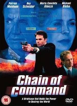 Chain of Command (2000 film) - British DVD cover from 2006