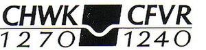 CKSR-FM - Image: Chwk cfvr