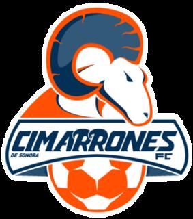 Cimarrones de Sonora Equipo de fútbol