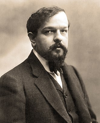 Claude Debussy - Debussy in 1908
