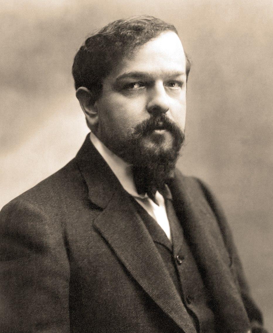 Claude Debussy atelier Nadar
