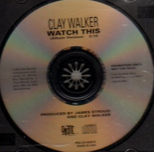 Watch This - Image: Clay Walker Watch This cover