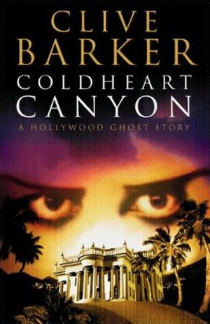 Coldheart Canyon - First edition (UK)