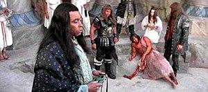 Thulsa Doom - James Earl Jones as Thulsa Doom in Conan the Barbarian.