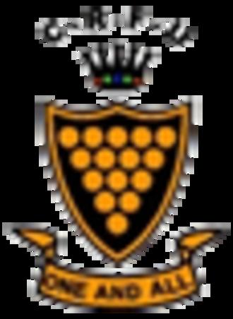 Rugby union in Cornwall - Image: Cornwall County RFU Logo