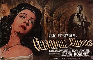 <i>Corridor of Mirrors</i> (film) 1948 film by Terence Young