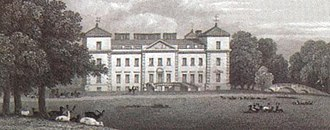 Earl of Coventry - Croome Court, the ancestral seat of the Coventry family