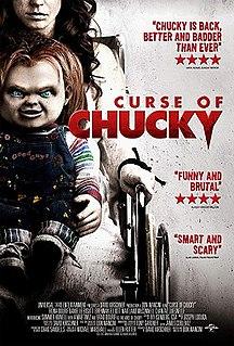 <i>Curse of Chucky</i> 2013 American film