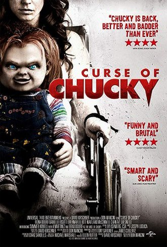 Curse of Chucky - Image: Curse of Chucky