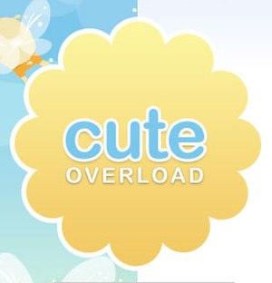 Cute Overload - Cute Overload logo