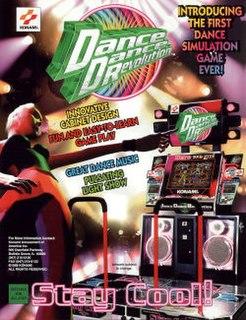 <i>Dance Dance Revolution</i> (1998 video game)
