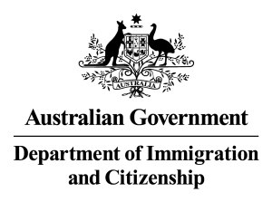 Department of Immigration and Citizenship - Image: Department of Immigration and Citizenship logo