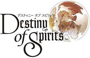 Destiny of Spirits - Image: Destiny of Spirits logo