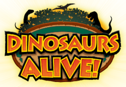 Dinosaurs Alive! (attraction) - Wikipedia