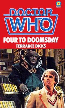 Doctor Who Four to Doomsday.jpg