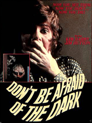 Don't Be Afraid of the Dark (1973 film) - Original 1973 TV Guide advertisement.
