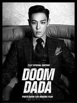 Doom Dada - Image: Doom Dada cover