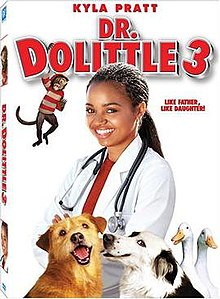 dr dolittle 3 characters