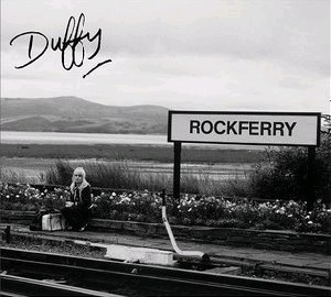 Rockferry (song) - Image: Duffy Rockferry (single)