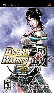 <i>Dynasty Warriors Vol. 2</i> 2006 video game