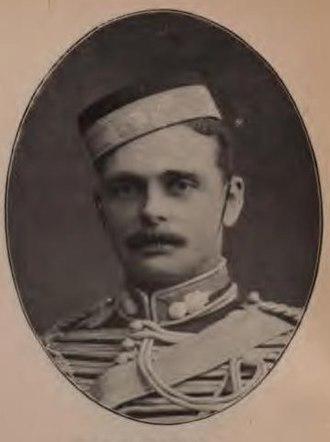 E. G. Pretyman - Pretyman in 1895